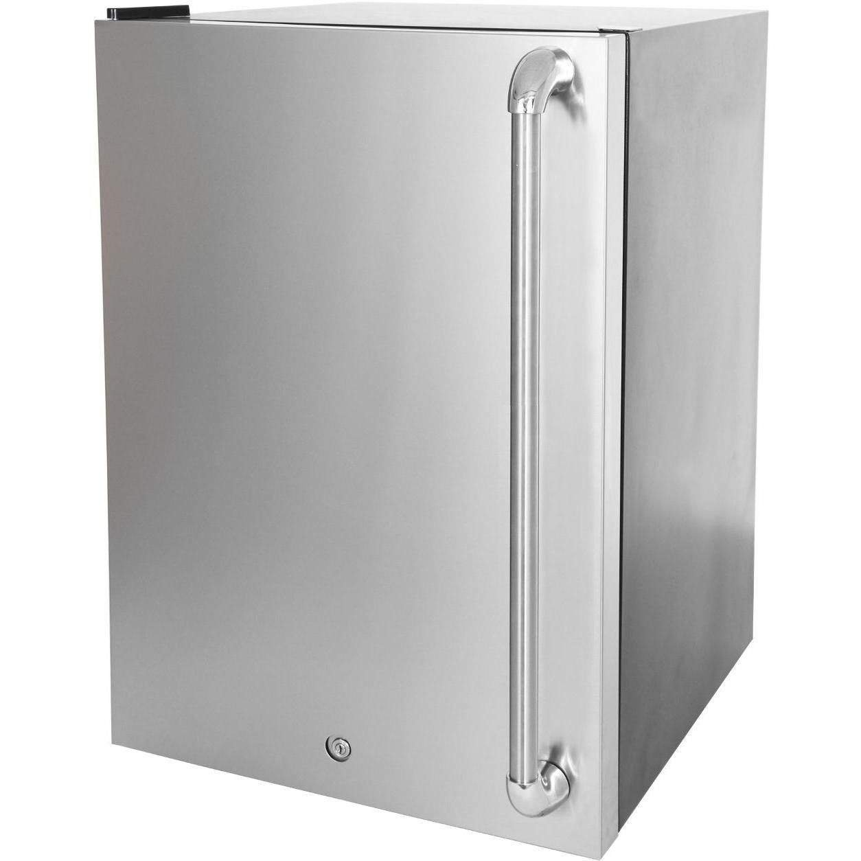 Blaze Stainless Front Door Upgrade 4.5 for Left Hinge (BLZ-SSRF130-BLZ-SSFP-4-5LH) by Blaze