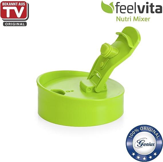 Genius Feel Vita NUTRI Licuadora | 20 piezas | Stand de licuadora ...