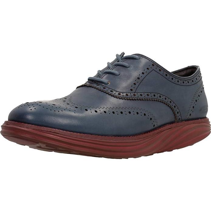 161b2fed3453 MBT Men s Boston Wt M Oxfords Brown  Amazon.co.uk  Shoes   Bags