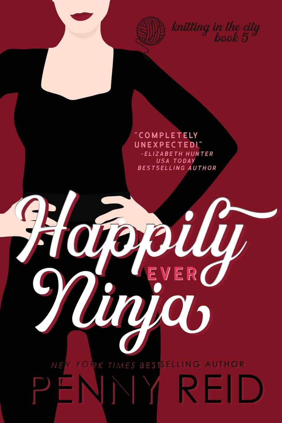 Happily Ever Ninja: A Married Romance: Volume 5 Knitting in ...
