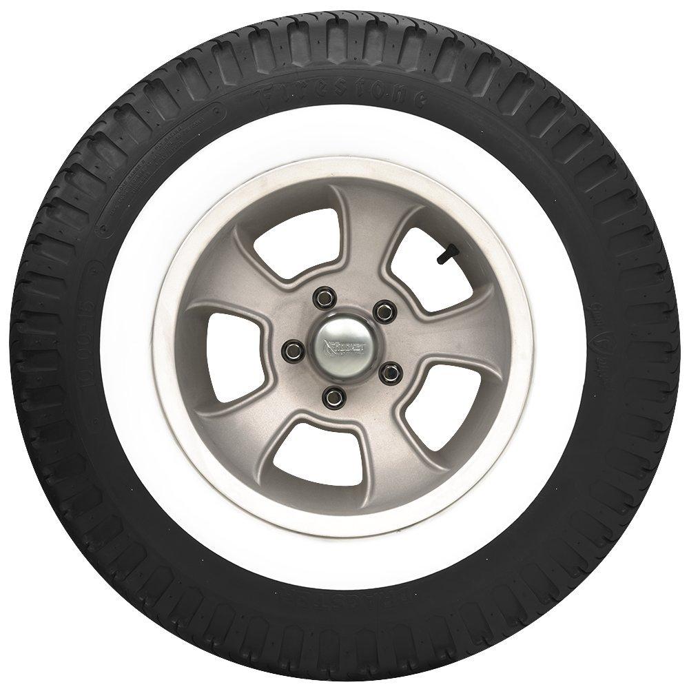 amazoncom coker tire firestone dragster cheater slick 2 14 inch whitewall automotive
