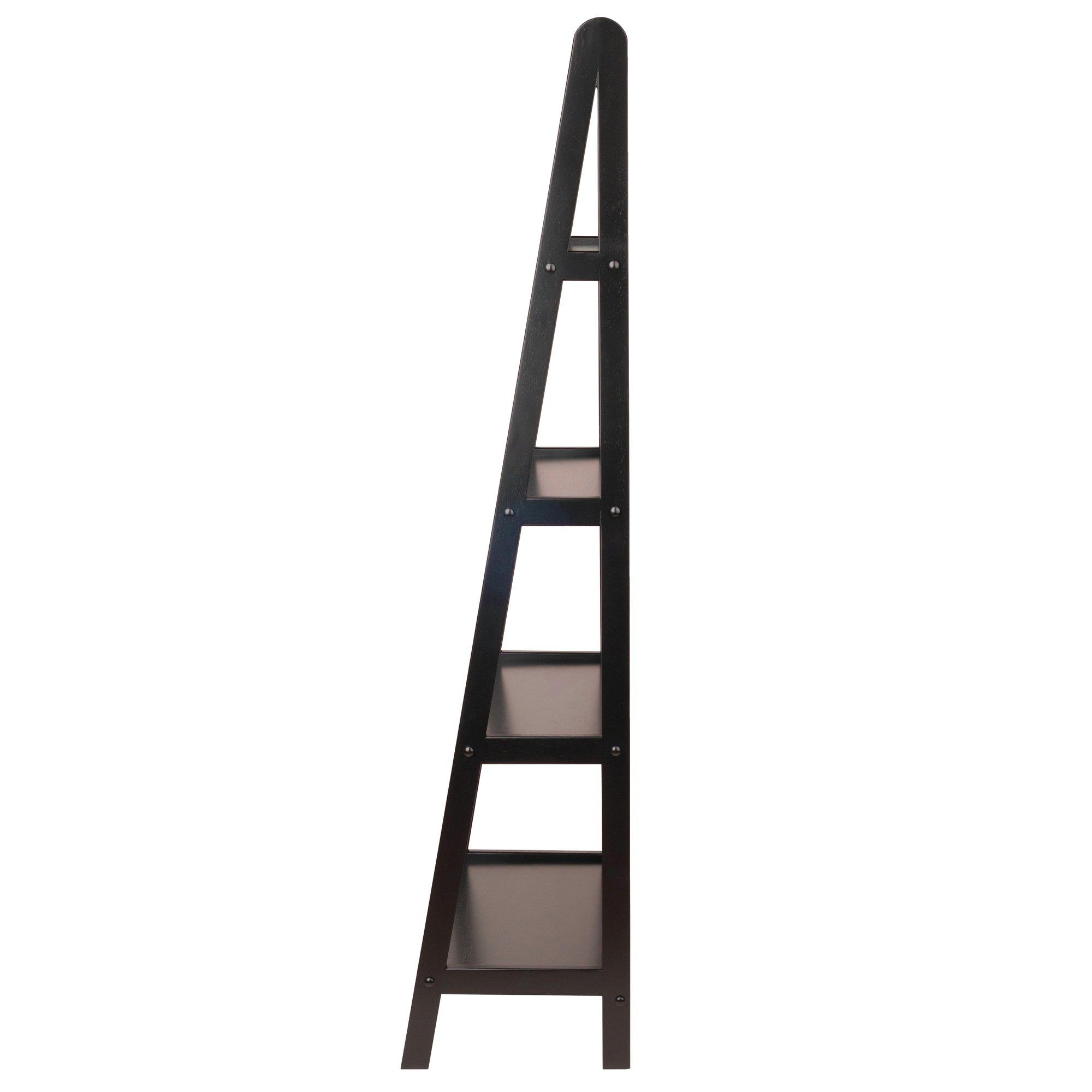 Winsome Wood 4-Tier A-Frame Shelf, Dark Espresso by Winsome Wood (Image #4)