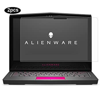 YOUPECK - Protector de Pantalla para Ordenador Portátil Alienware 13 R3 AW13R3 2017 HD Transparent: Amazon.es: Electrónica