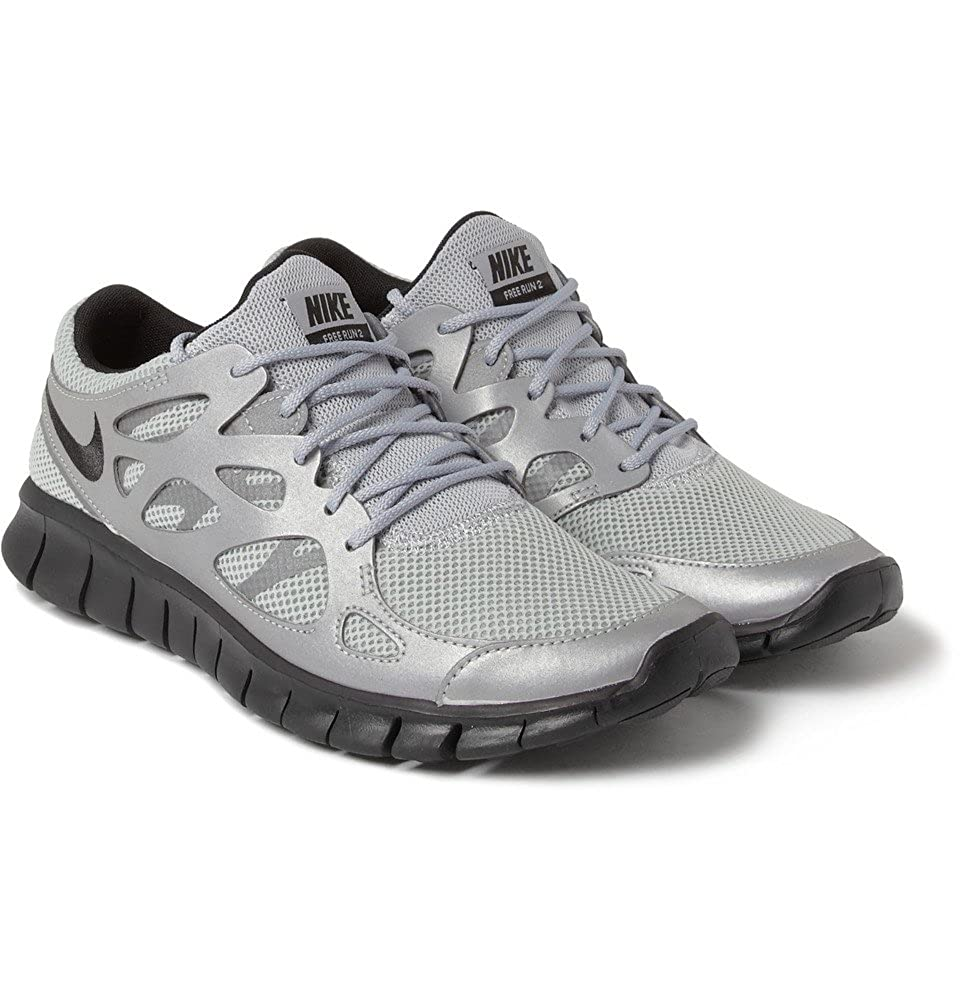 wholesale dealer b9a64 fe70a NIKE Free Run 2 Reflective Panelled Sneakers: Amazon.co.uk ...