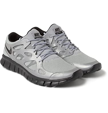 nike free run 2 reflective panelled sneakers on sale