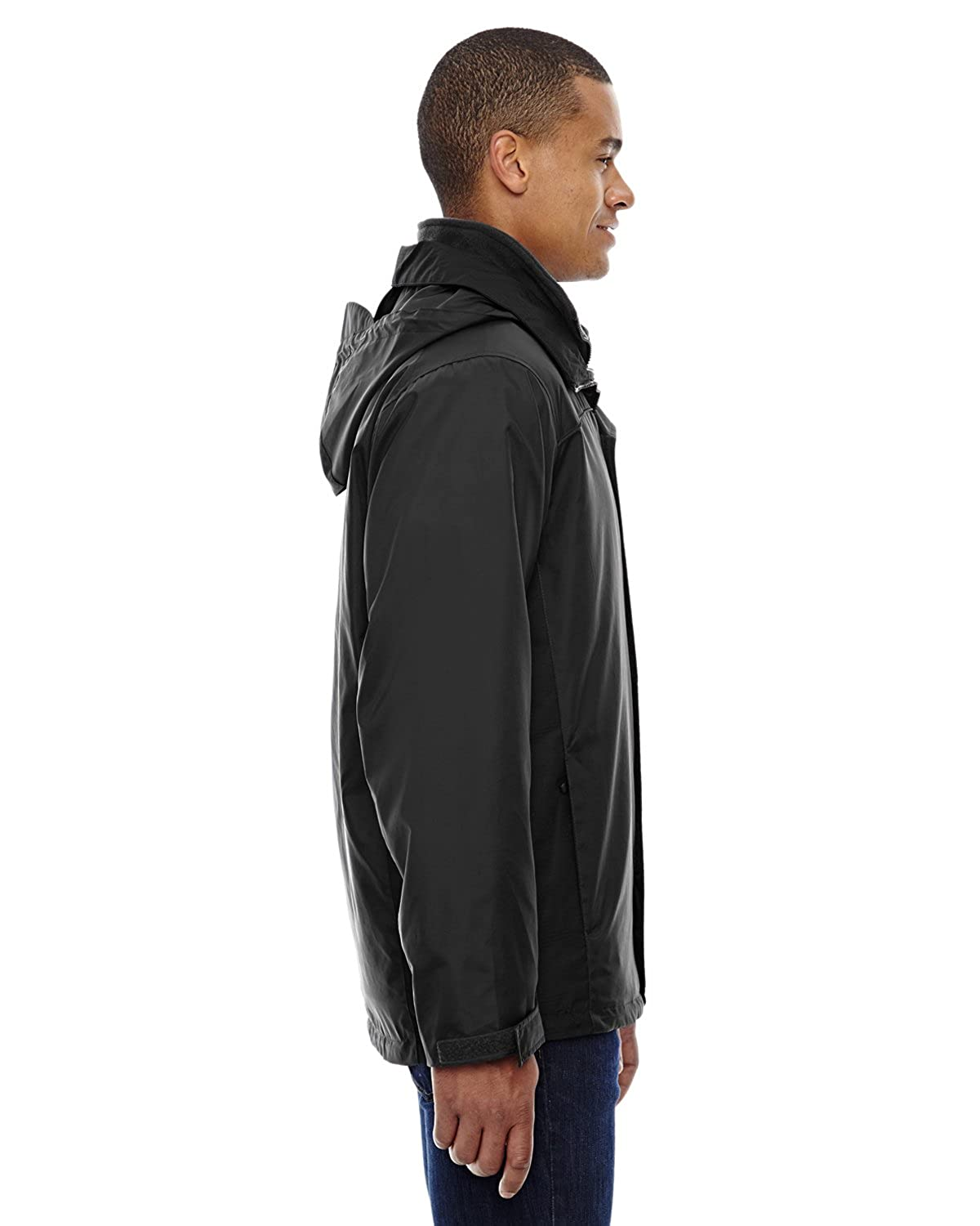 L 88130 North End Mens 3-In-1 Jacket -MIDN NAVY 71