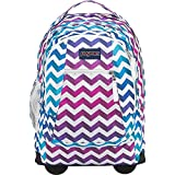 JanSport Driver 8 Rolling Backpack- Exclusive Colors (Shadow Chevron- eBags