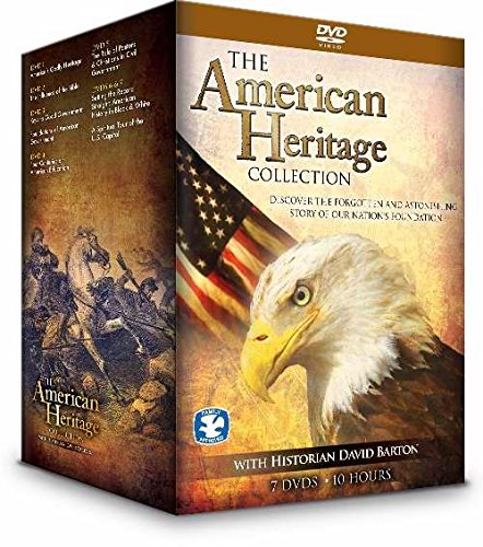 The American Heritage Collection, Discover The Forgotten And Astonishing Story Of Our Nation's Foundation With Historian David Barton 7 DVD Set ()