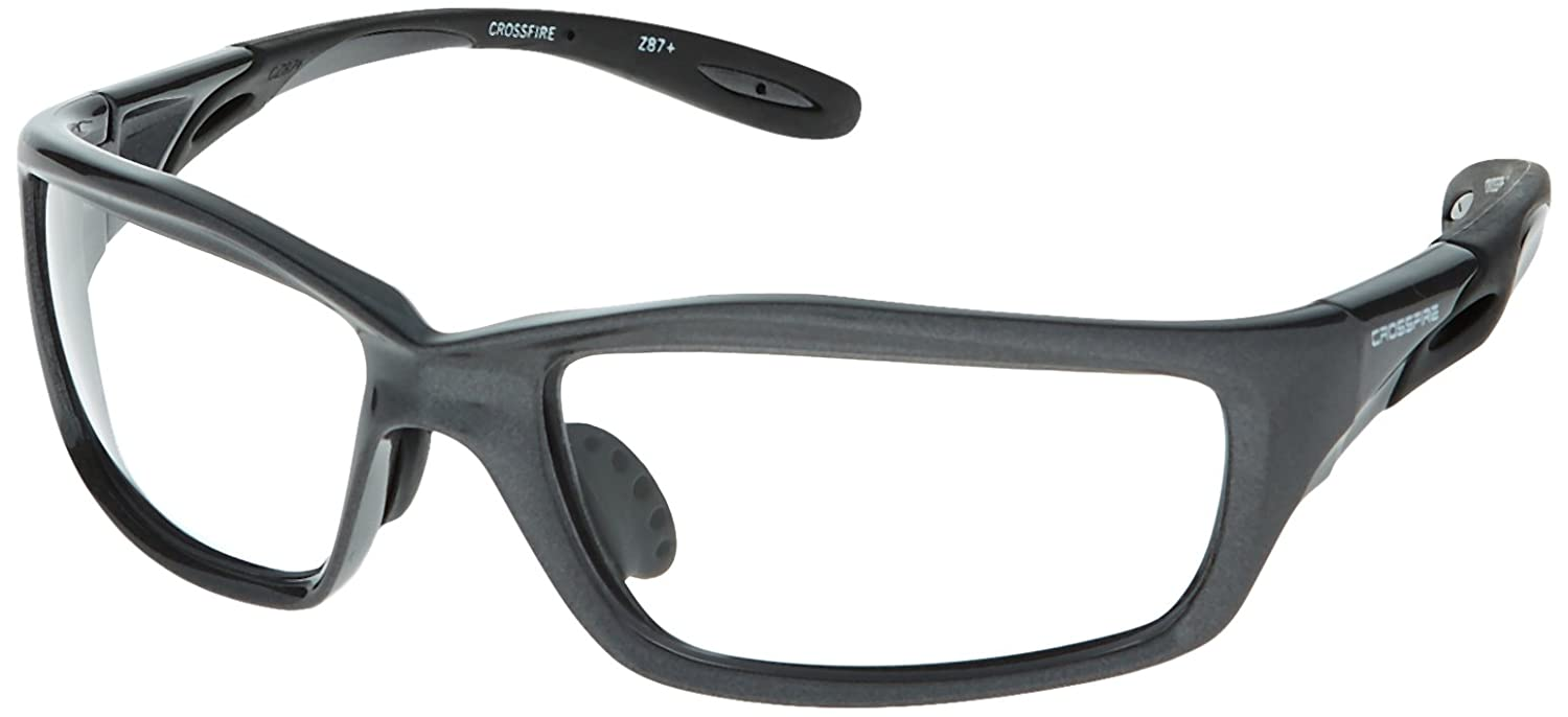 742e13af492 Crossfire Clear Safety Glasses