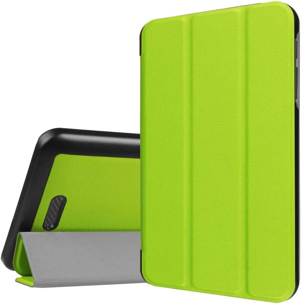 "for Acer Iconia One 7 B1-780 Leather Case, Ultra Slim Folio Stand Leather Cover for Acer Iconia One7 B1-780 7""(Not fit B1-7A0/B1-790/B1-770) (Green)"