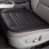 PU Leather Bamboo Charcoal Car Interior Seat Cover Cushion Pad for Auto Chair