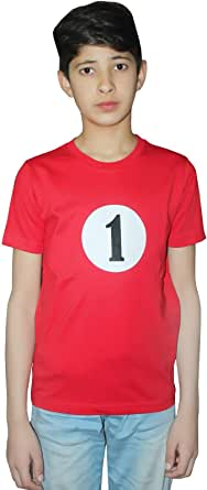 WickedFun® - Camiseta para niños con diseño del Día