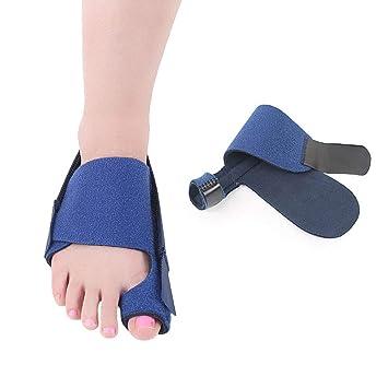 1 pieza de corrector de juanetes, dedo gordo de los dedos, para aliviar el dolor de juanetes y juanetes, para Hallux Valgus: Amazon.es: Salud y cuidado ...