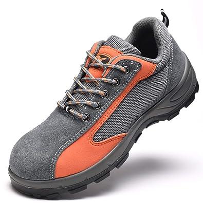 QZBAOSHU Hombre Mujer Zapatos Zapatillas Senderismo: Amazon.es: Zapatos y complementos