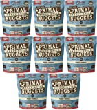 Primal Freeze-Dried Nuggets Rabbit Formula for Cats 112oz (8 x 14oz)