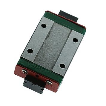 Miniatura MGN12H Linear Slide Block 12mm Acero para Impresora 3D ...