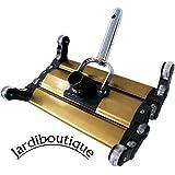 jardiboutique Balai aspirateur Fond de Piscine en alu - Pro Luxe