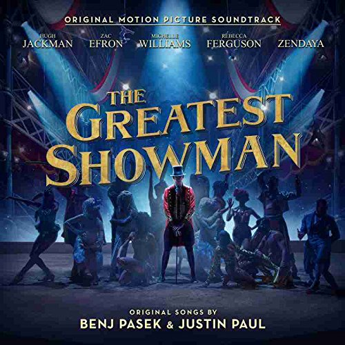 CD : Soundtrack - The Greatest Showman (Original Motion Picture Soundtrack) (CD)