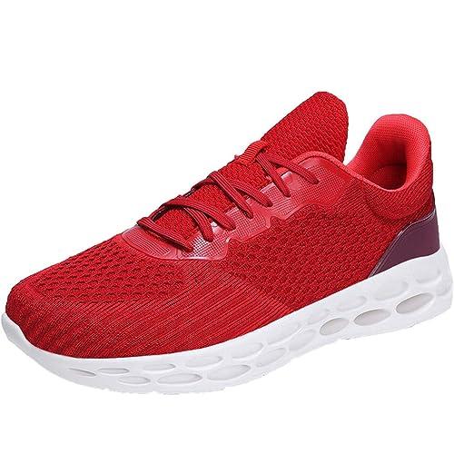 Herren Sportschuhe Laufschuhe Turnschuhe Walking Loafers Sneaker Freizeitschuhe