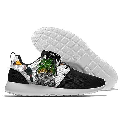 Skull Pineapple Men Comfortable Fashion Sport Shoes