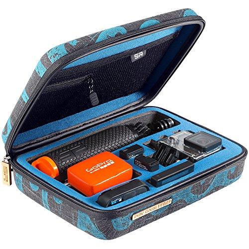 Price comparison product image SP Gadgets POV Elite Case, Surf, Medium