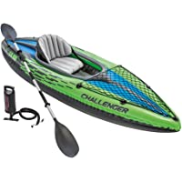 Intex- Kayak inflable con remo ,  2.74 m (68305NP)