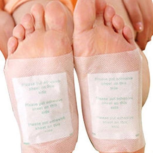 2 opinioni per G-smart da 100 Foot Detox Patches Detoxify tossine adesivo per eliminare le