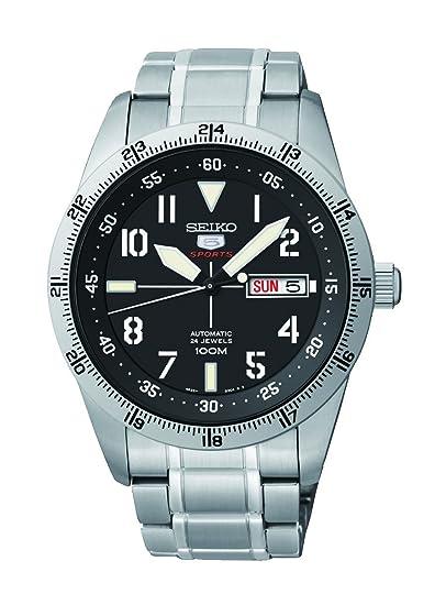 524a5e963890 Seiko Reloj de Pulsera SRP513K1  Amazon.es  Relojes