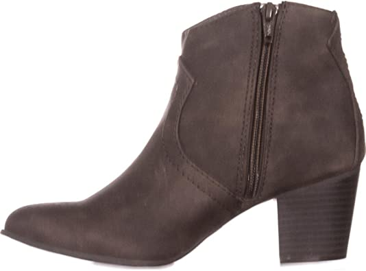 American Rag Womens Rylie Almond Toe Ankle Fashion Boots