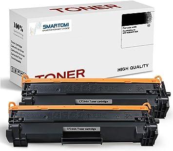SMARTOMI - 2 cartucho de tóner negro de alto rendimiento ...