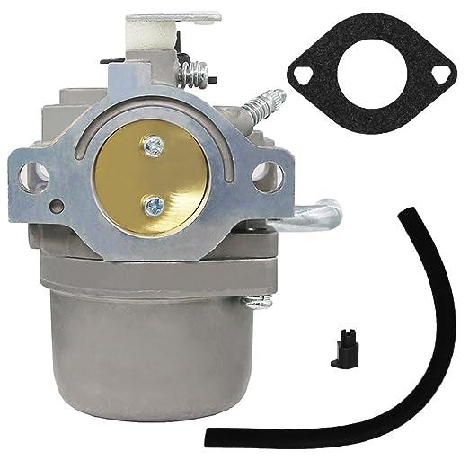 Carburador para Briggs & Stratton 590399 796077 Motor Cub ...