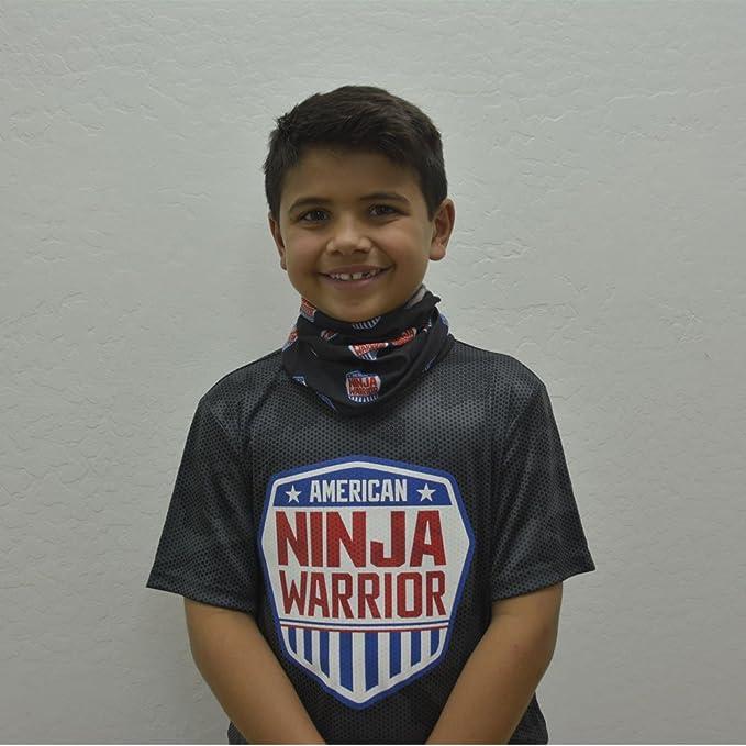 Amazon.com : American Ninja Warrior Buff : Clothing