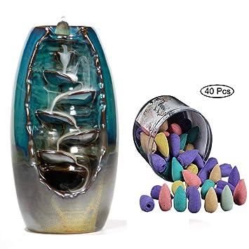 JIESD-Z - Molinillo de cerámica con 40 moldes para el Pelo, para decoración del hogar: Amazon.es: Juguetes y juegos