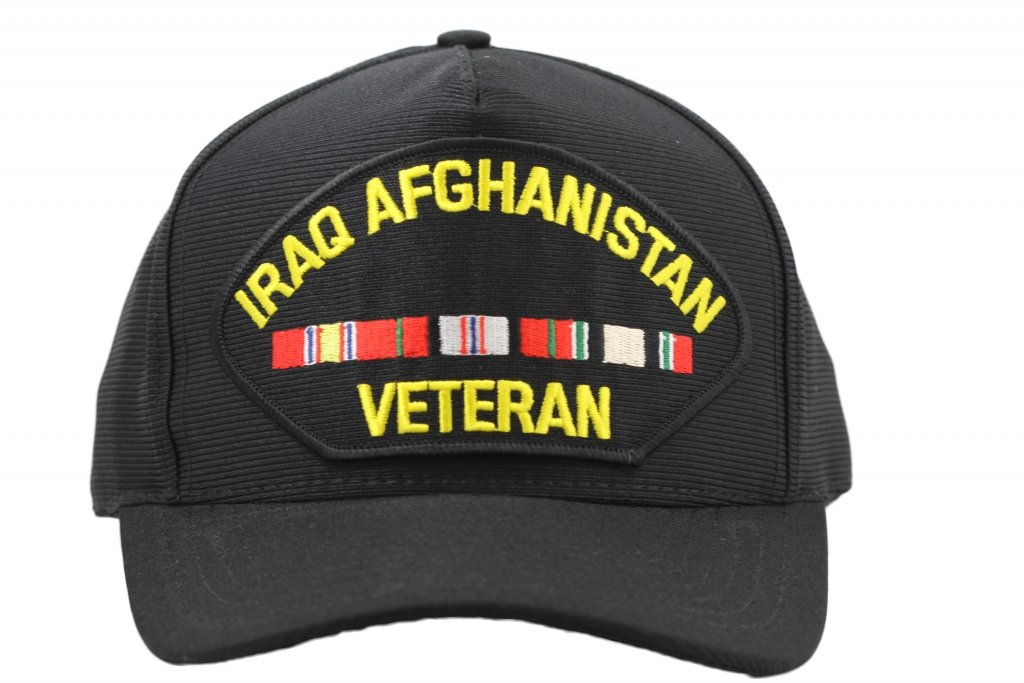 Iraq Afghanistan Veteran Hat Military Caps Men Women Military Collectibles Gifts