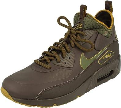 Nike Air Max 90 Ultra Mid Winter Se Herren Hi Top Aa4423 Sneakers Turnschuhe