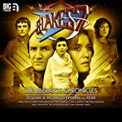 Blake's 7 - The Liberator Chronicles Volume 4 | Nigel Fairs, Scott Harrison, Nick Wallace