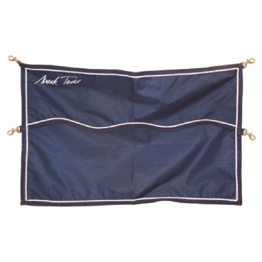 Mark Todd Nylon Stall Guard Square (One Size) (Navy)