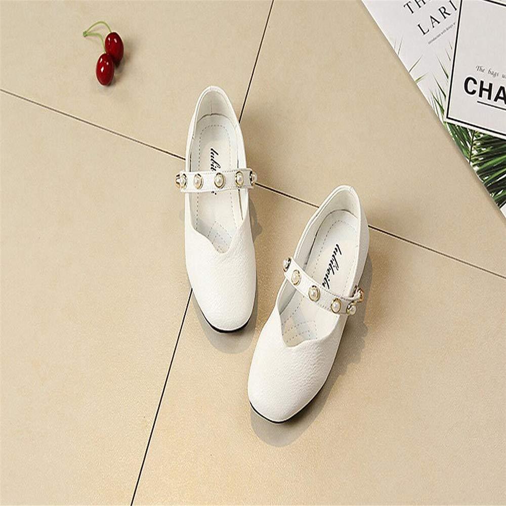 excellent.c Comfortable Kids Shoes Girls Princess Shoes Cute Loafers Flat Shoes