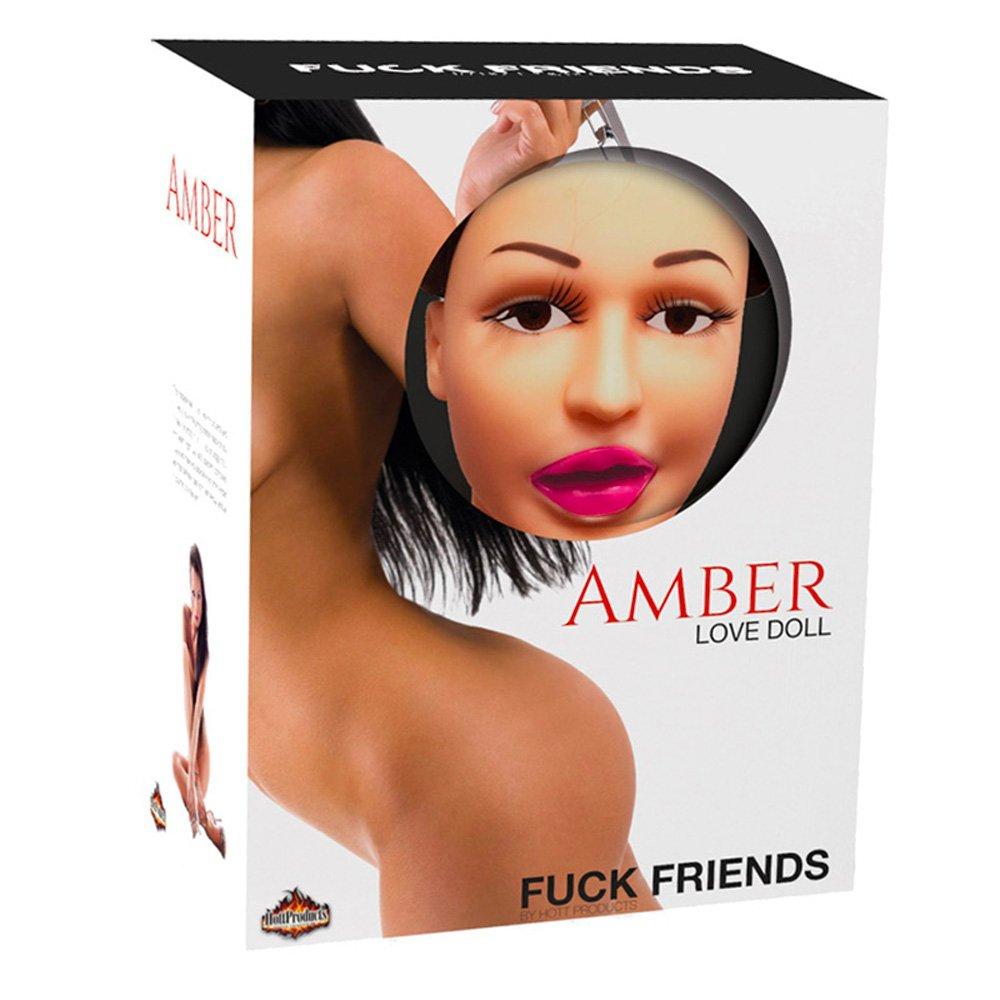 Amber - Muñeca hinchable de tamaño real: Amazon.es: Salud y ...