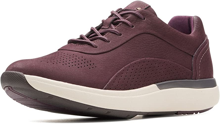 Clarks Un Cruise Lace Womens Wide Fit