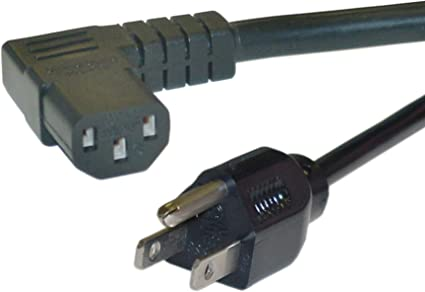 25 Power Cord Extension Electronics Computer Networking