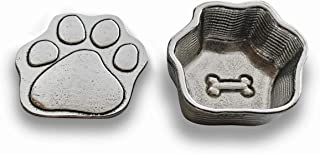 product image for Crosby & Taylor Puppy Paw with Bone Tiny Pewter Sentiment Box