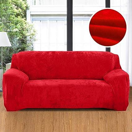SSLBOO Copridivano 1/2/3/4 di spessore Fodera per divano ...
