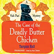 The Case of the Deadly Butter Chicken | Tarquin Hall
