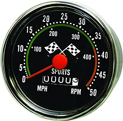 Action Speedometer 26//27 with Reversible Drive