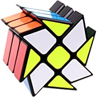 Vivi Do Rubik's Cube Super Smooth Speed Windmill Cube Puzzle Sturdy and Easy to Handle Creative Decompression Gift Puzzle Toys for Kids