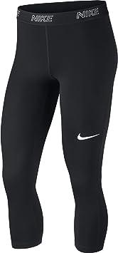 Nike Victory Baselayer, 34 Capri Pantalon Femme: