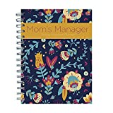 Time Factory Mom's Manager 6.25'' x 8'' January -December 2019 Medium Weekly Monthly Planner (19-9105)