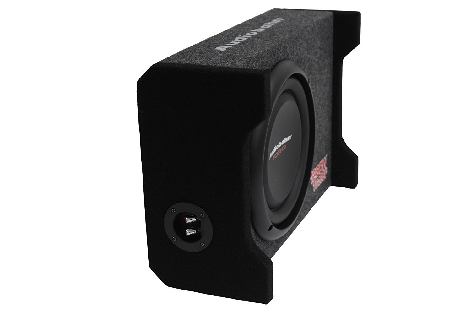 Pioneer TS-SWX251 10-Inch Flat Subwoofer with Enclosure 800 Watts