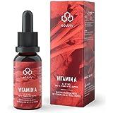 Vitamin A Tropfen Als Retinol 400 I.E. Retinylpalmitat Pro Tropfen - 2000 I.E. Pro Tag In MCT-Öl 620 Tropfen